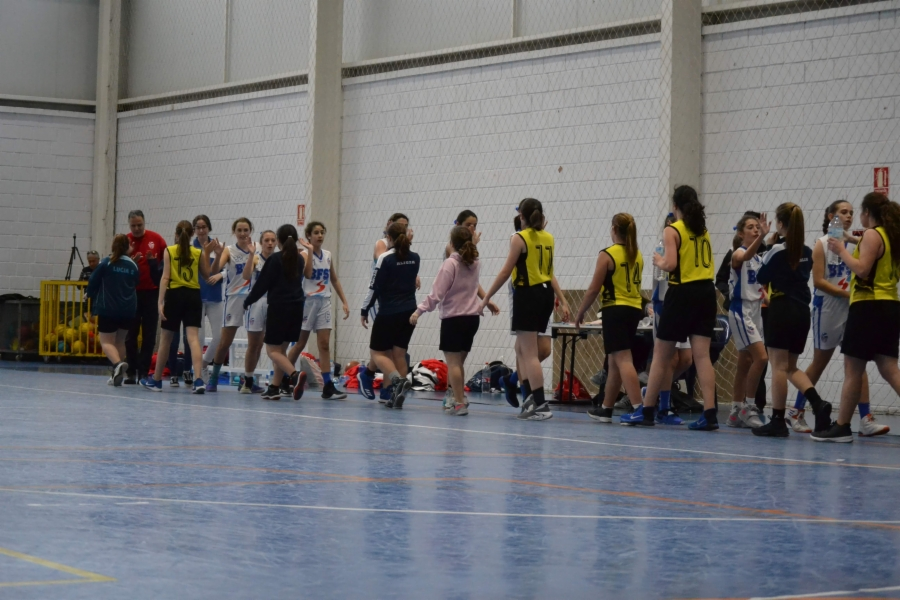INFANTIL PREFERENTE 78 - 38 DENIA BASQUET 05 (10feb19)